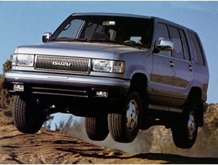 1992 Isuzu Trooper SUV