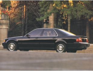1993 Acura Legend Sedan