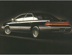 1993 Chrysler Concorde Sedan