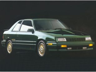 1993 Dodge Shadow Hatchback
