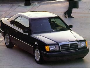 1993 Mercedes-Benz 300 Coupe