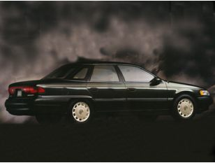 1993 Mercury Sable Sedan