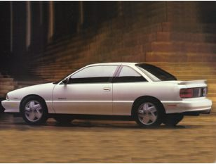 1993 Oldsmobile Achieva Coupe