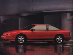 1993 Oldsmobile Cutlass Supreme Coupe