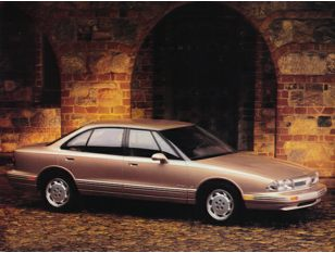 1993 Oldsmobile Eighty-Eight Royale Sedan