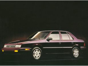 1993 Plymouth Sundance Sedan
