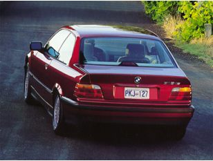 1994 BMW 318 Coupe