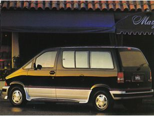 1994 Ford Aerostar Wagon