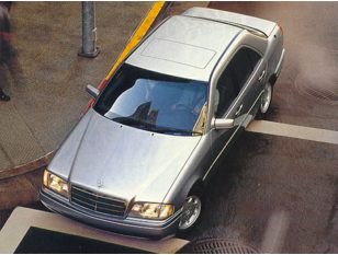 1994 Mercedes-Benz C-Class Sedan