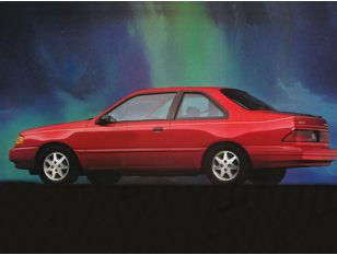 1994 Mercury Topaz Coupe
