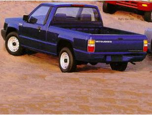 1994 Mitsubishi Mighty Max Truck