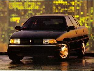 1994 Oldsmobile Achieva Sedan