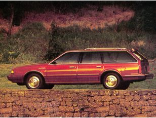 1993 Oldsmobile Cutlass Cruiser Wagon