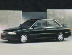 1994 Plymouth Colt Sedan