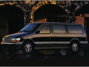1994 Plymouth Grand Voyager Van