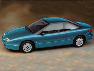 1994 Saturn SC2 Coupe
