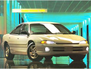 1995 Dodge Intrepid Sedan