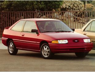 1995 Ford Escort Hatchback