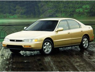 1995 Honda Accord Sedan