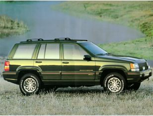 1995 Jeep Grand Cherokee SUV