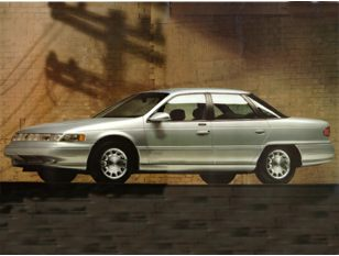 1995 Mercury Sable Sedan