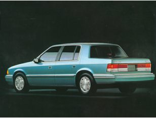 1995 Plymouth Acclaim Sedan