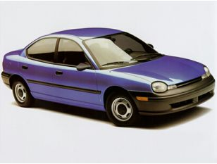 1995 Plymouth Neon Sedan