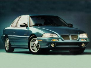 1995 Pontiac Grand Am Coupe