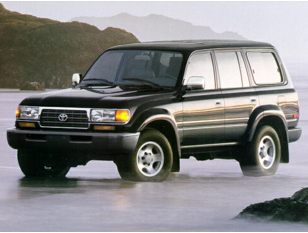 1995 Toyota Land Cruiser SUV