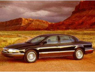 1996 Chrysler New Yorker Sedan