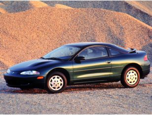 1996 Eagle Talon Hatchback