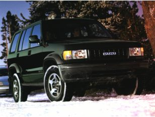 1997 Isuzu Trooper SUV