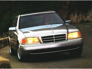 1997 Mercedes-Benz C-Class Sedan