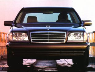 1997 Mercedes-Benz S-Class Sedan