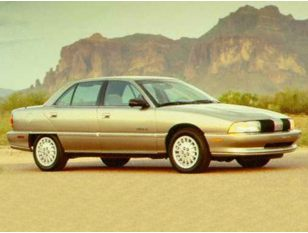 1996 Oldsmobile Achieva Sedan