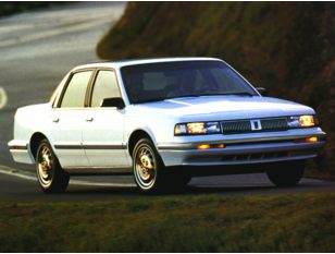 1996 Oldsmobile Cutlass Ciera Sedan