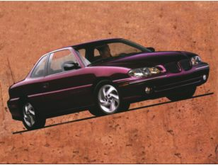 1996 Pontiac Grand Am Coupe