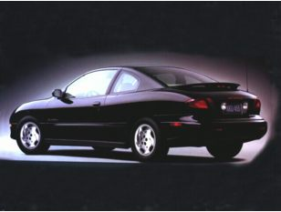 1996 Pontiac Sunfire Coupe