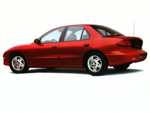 1996 Pontiac Sunfire Sedan