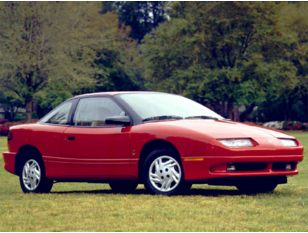1996 Saturn SC1 Coupe