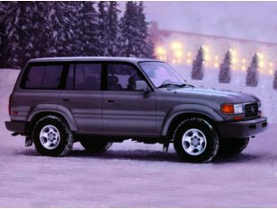 1997 Toyota Land Cruiser SUV
