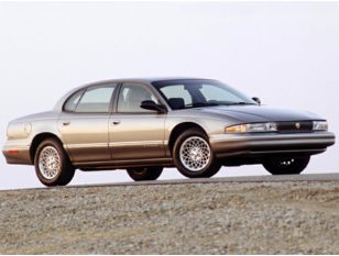 1997 Chrysler LHS Sedan