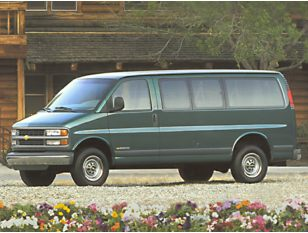 1997 Chevrolet Express Van