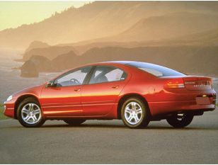 1998 Chrysler Concorde Sedan