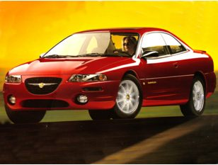 1998 Chrysler Sebring Coupe