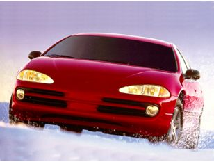 1998 Dodge Intrepid Sedan