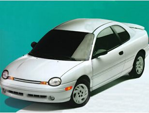 1998 Dodge Neon Coupe