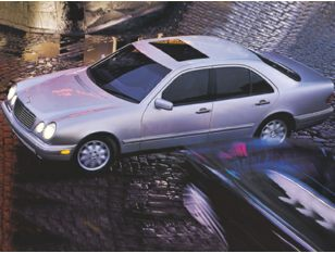 1997 Mercedes-Benz E-Class Sedan
