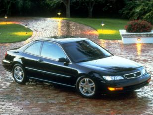 1999 Acura CL Coupe