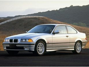1999 BMW 323 Coupe